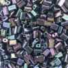 Tiny Flats 5X3.5mm Metallic Purple Aurora Borealis